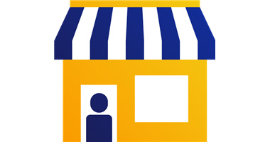 Online shops, stores and retailers