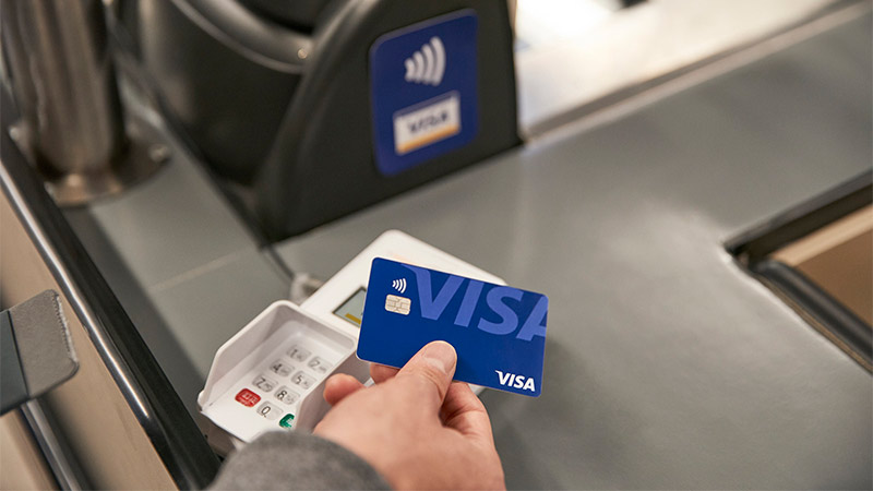 Contactless payments add an additional layer of security to purchases in-store