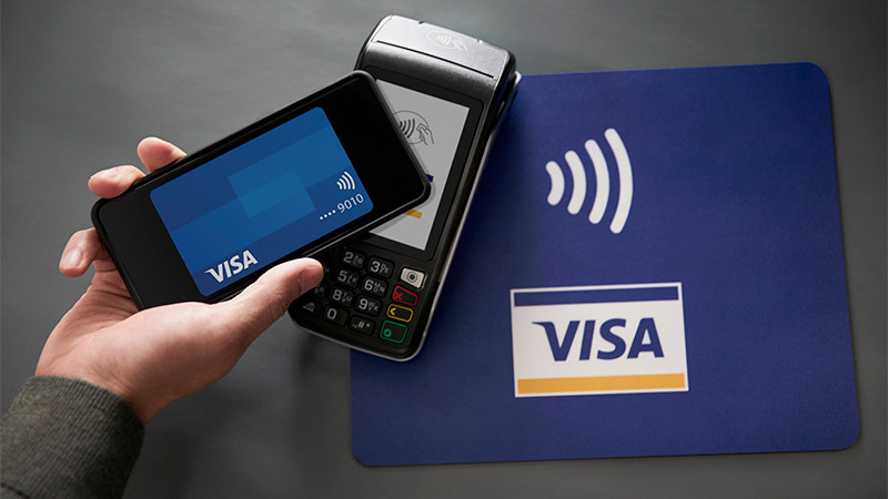 Visa's mobile payment technology keeps your card safe with Apple, Google and Samsung Pay