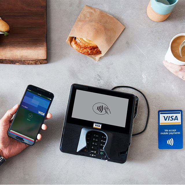 Visa Apple Pay