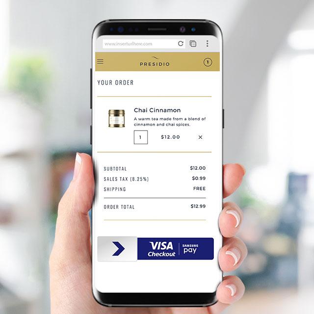 Samsung Pay | Visa