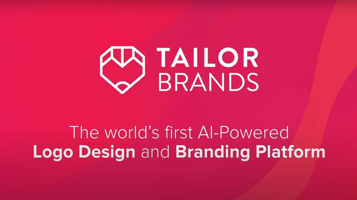 Tailor Brands Logo Info Graphic