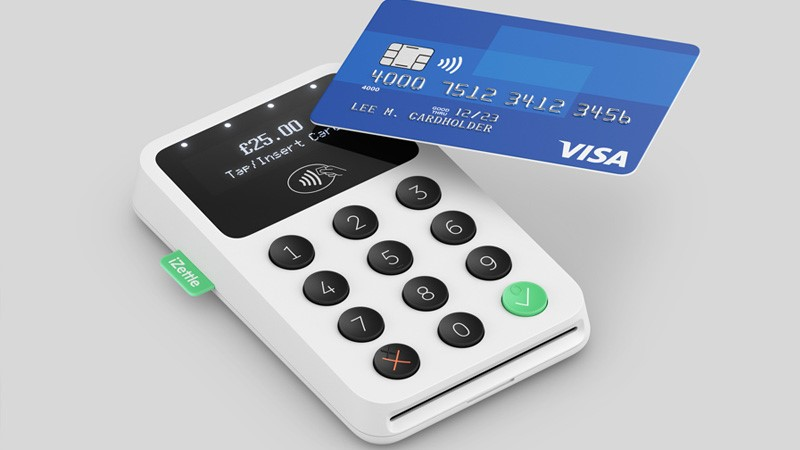 card paying contactless