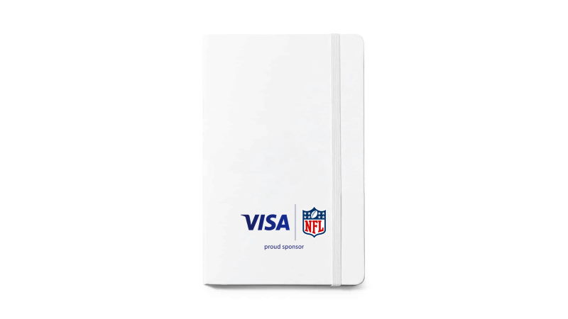 NFL Moleskine Notebook