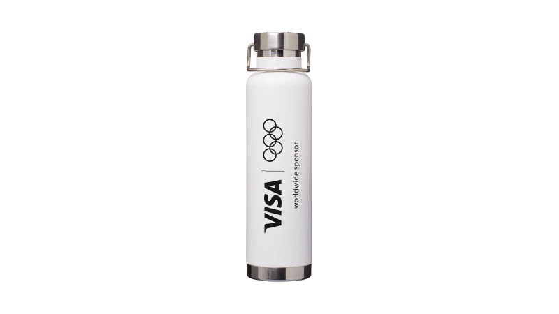Olympic Rings Water Bottle